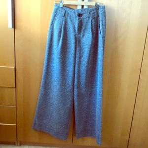 Free People  wide leg dress pants